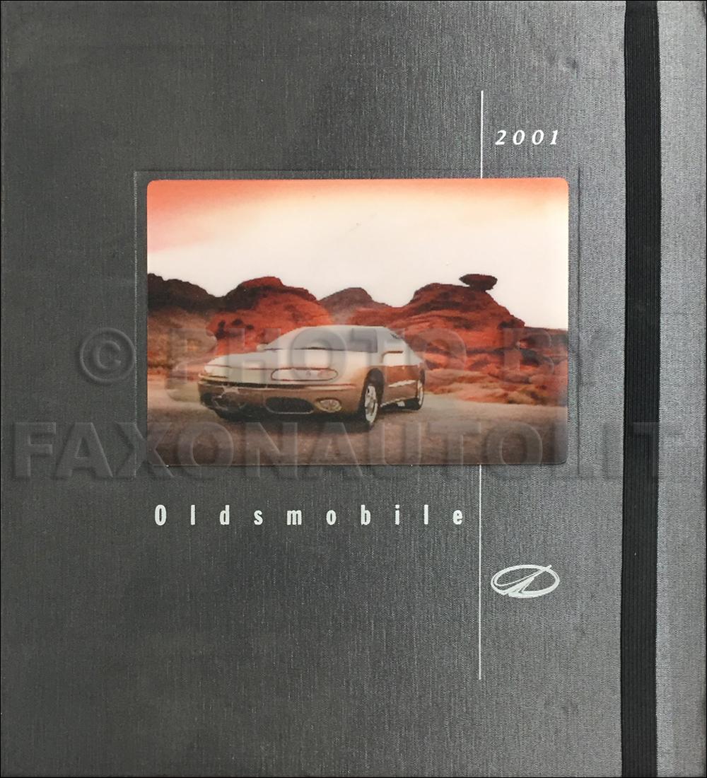 2001 Olds Aurora Repair Shop Manual Original 3 Volume Set