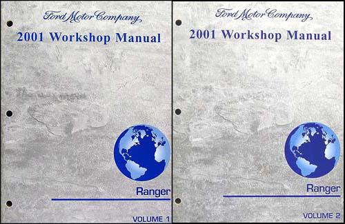 Search 2001 ford ranger repair manual original 2 volume set publicscrutiny Choice Image