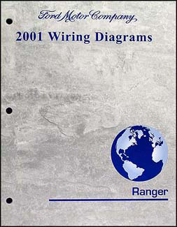 2001 ford ranger wiring diagram manual original rh faxonautoliterature com 2001 Ford Ranger Motor Diagram 2001 Ford Ranger Motor Diagram