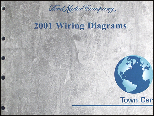 2001TownCarWD 2001 lincoln town car original wiring diagrams 2001 lincoln town car wiring diagram at aneh.co