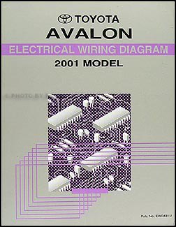 2001ToyotaAvalonWD 2001 toyota avalon wiring diagram manual original 2001 toyota avalon wiring diagram at webbmarketing.co