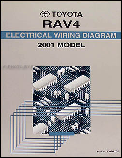 2001ToyotaRav4WD 2001 toyota rav4 wiring diagram manual original 2000 toyota rav4 wiring diagram at aneh.co