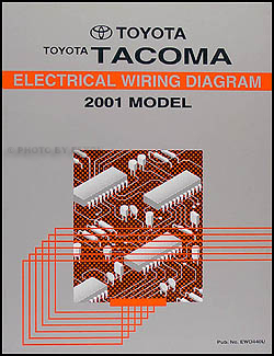 2001ToyotaTacomaWD 2001 toyota tacoma pickup wiring diagram manual original 2001 toyota tacoma wiring diagram at gsmx.co