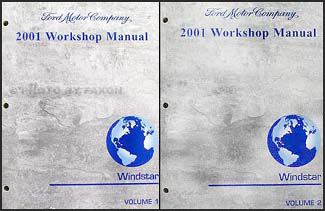 2001 ford windstar wiring diagram manual original 1998 Ford Windstar Wiring Schematic 2001 ford windstar repair manual 2 volume set original 1998 ford windstar wiring schematic