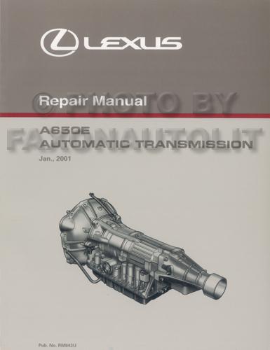 2003 Lexus Sc 430 Repair Shop Manual Original 2 Volume Set