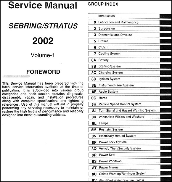 2002 chrysler sebring wiring diagram 2002 chrysler sebring fuse box diagram  chrysler sebring convertible 2006 chrysler
