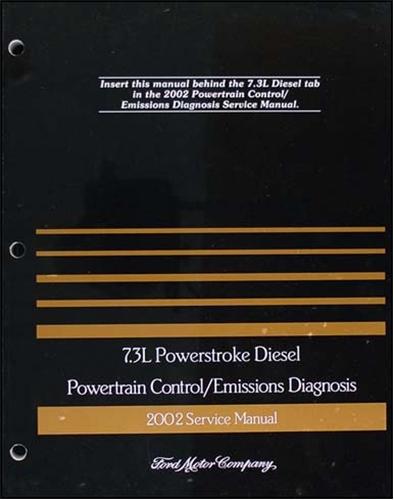 2002 Ford Super Duty Owner U0026 39 S Manual Original F250 F350