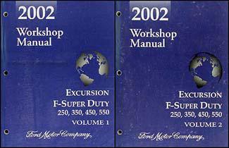 2002 Ford 73L Diesel EngineEmissions Diagnosis Manual