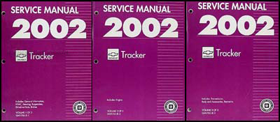 2002 chevy tracker repair manual open source user manual u2022 rh dramatic varieties com chevy tracker owners manual 2002 2002 chevy tracker service manual