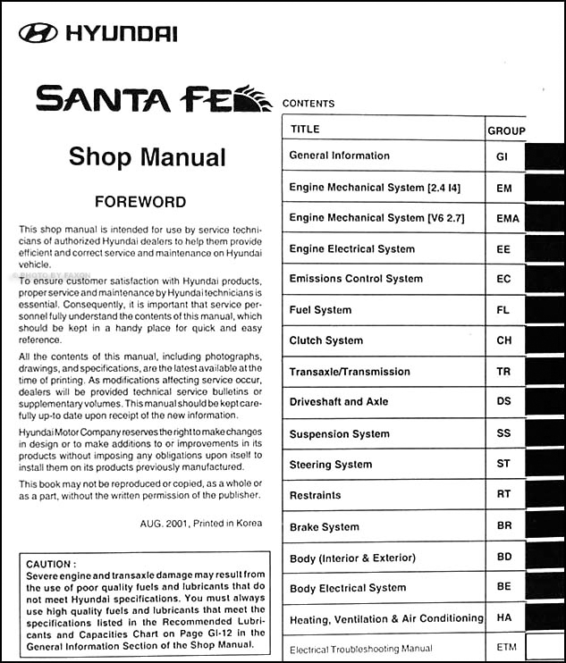 shop manual hyundai electra 2002 how to and user guide instructions u2022 rh taxibermuda co 2002 hyundai sonata repair manual free Hyundai Accent