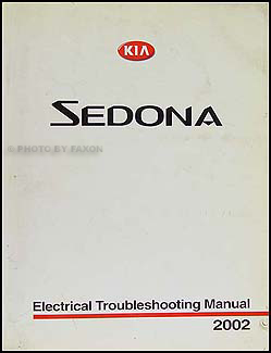 2002KiaSedonaETM 2002 kia sedona electrical troubleshooting manual original 2002 kia sedona ac wiring diagram at soozxer.org