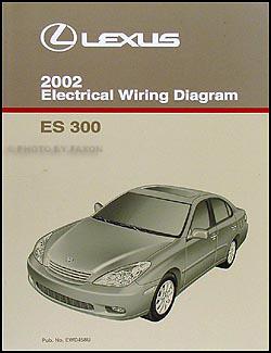 lexus es300 service manuals shop owner maintenance and repair 2002 lexus es 300 wiring diagram manual original