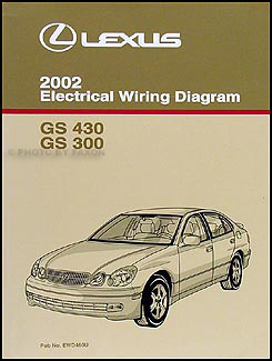 2002LexusGSWD 2002 lexus gs 300 and gs 430 wiring diagram manual original  at gsmx.co