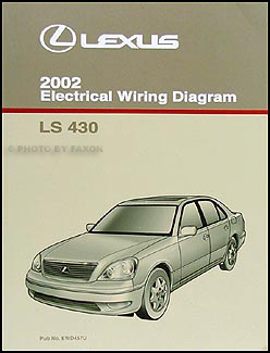 2002 lexus ls 430 wiring diagram manual original Lexus Rx350 Wiring Diagram Lexus Ls430 Wiring Diagrams #6