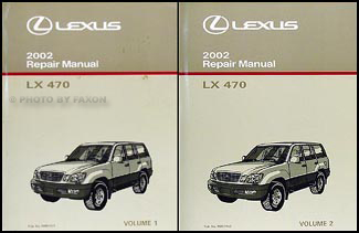 2002 lexus lx 470 owners manual original rh faxonautoliterature com lexus lx 470 owners manual pdf 2003 lexus lx470 manual