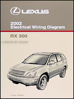 2002LexusRX300EWD 2002 lexus rx 300 wiring diagram manual original lexus rx300 wiring diagram at eliteediting.co