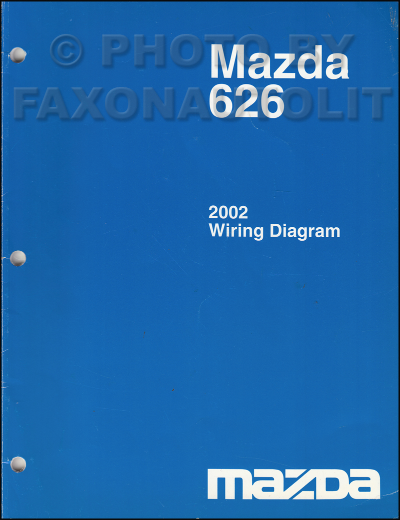 mazda 626 wiring diagram service manual wiring diagrams 2002 mazda 626 wiring diagram manual original