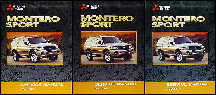 Wrg-2077] 2002 mitsubishi montero repair manual | 2019 ebook library.