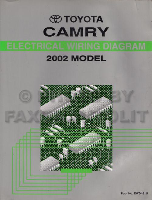 2002ToyotaCamryEWD 2002 toyota camry wiring diagram manual original 2002 camry wiring diagram at aneh.co