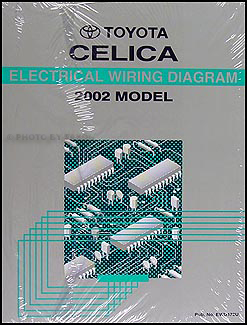2002 toyota celica wiring diagram manual original. Black Bedroom Furniture Sets. Home Design Ideas