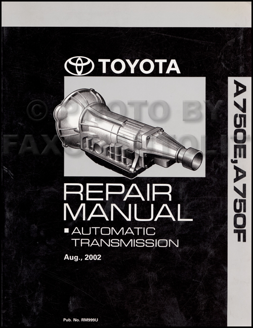 2003 06Toyota_A750E_A750F_ATM 2003 2006 a750e and a750f auto transmission repair shop manual E-TEC L91 Wiring-Diagram at soozxer.org