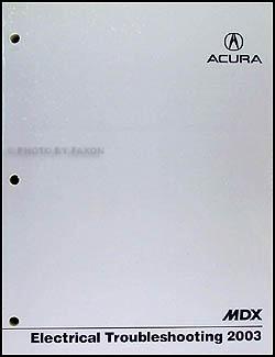 2008 acura mdx service manual