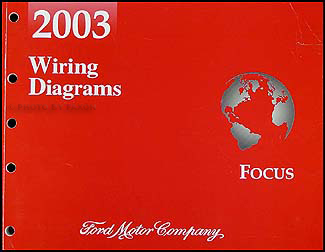 2003FordFocusWD 2003 ford focus wiring diagram manual original 2003 ford focus ignition wiring diagram at mifinder.co