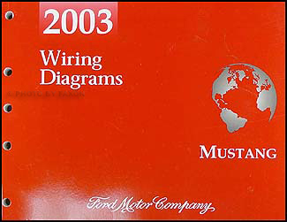 2003 ford mustang wiring diagram manual original rh faxonautoliterature com 2003 ford mustang ac wiring diagram 2003 ford mustang gt wiring diagram