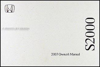 2000 2006 honda s2000 repair shop manual original rh faxonautoliterature com Honda S2000 2018 Production Date 2006 honda s2000 owner's manual pdf