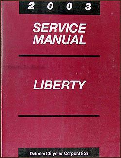 2003 jeep liberty repair shop manual original rh faxonautoliterature com 2003 jeep liberty sport owners manual 2003 jeep liberty owners manual