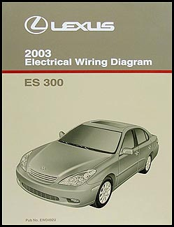 2003LexusES300OWD 2003 lexus es 300 wiring diagram manual original 2005 lexus es 330 wiring diagram at webbmarketing.co