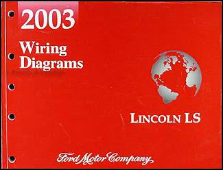 2003 lincoln ls wiring diagram 2003 lincoln ls wiring diagram manual original