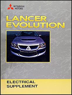 2003 mitsubishi lancer evolution wiring diagram manual original asfbconference2016 Gallery