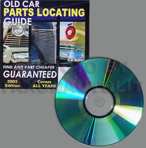 Find ANY Chevy or GMC Pickup PARTS with this CD GUARANTEED!