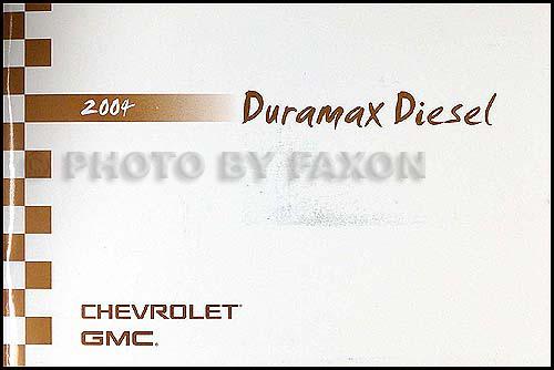 2004 Gmc Sierra 2500 Owners Manual Pdf