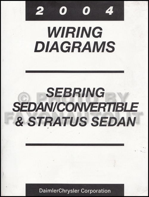 2004ChryslerSebringSedanOWD 2004 mopar stratus sebring sedan covertible wiring diagram manual 2004 dodge stratus wiring diagram at virtualis.co