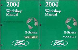 2004 ford f53 motorhome shop manual original. Black Bedroom Furniture Sets. Home Design Ideas