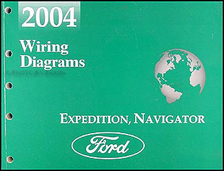 2004FordExpeditionOWD 2004 ford expedition lincoln navigator wiring diagram manual original 2004 ford expedition wiring diagram at creativeand.co
