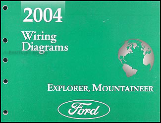 2004 ford explorer mercury mountaineer wiring diagram manual original rh faxonautoliterature com