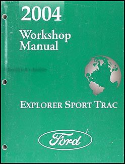 2005 ford explorer sport trac owners manual