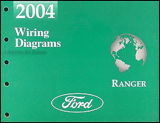 2004FordRangerOWD 2004 ford ranger wiring diagram manual original 2004 ford ranger wiring harness at highcare.asia
