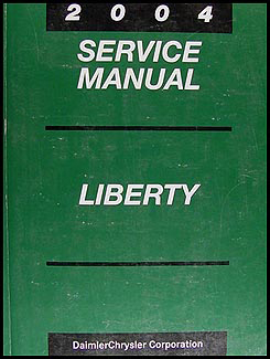 jeep liberty 2004 service manual pdf