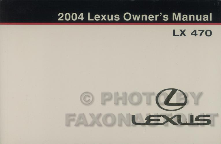 search rh faxonautoliterature com Lexus Pebble Beach Edition 2004 lexus gs300 owners manual