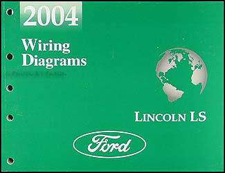 2004LincolnLSWD 2004 lincoln ls wiring diagram manual original 2004 lincoln ls wiring diagram at edmiracle.co