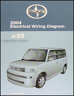 2004ScionXBEWD 2004 scion xb wiring diagram manual original 2005 Scion xB Interior at bakdesigns.co