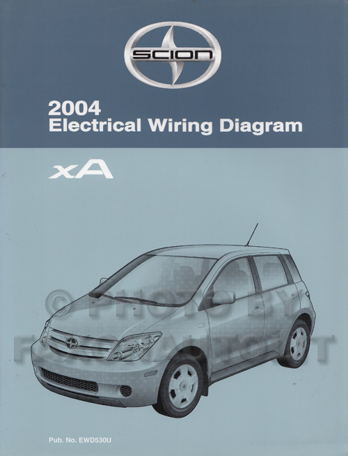 2004 scion xa wiring diagram 2005 scion xa wiring diagram free download 2004 scion xa wiring diagram manual original #4
