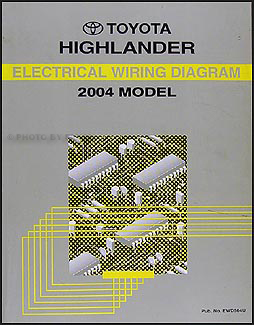 2004ToyotaHighlanderWD 2004 toyota highlander wiring diagram manual original 2014 toyota highlander wiring diagram at fashall.co