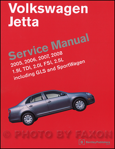 2005 2008 vw jetta bentley repair shop manual. Black Bedroom Furniture Sets. Home Design Ideas