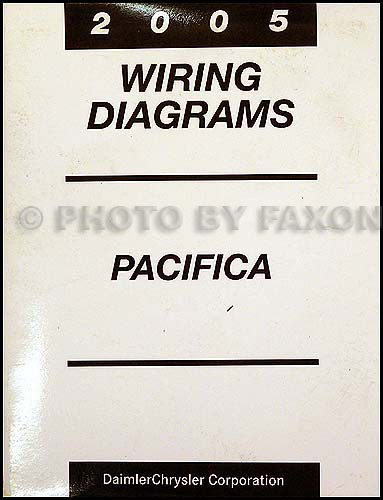 2005 chrysler pacifica wiring diagram manual original rh faxonautoliterature com 2005 chrysler 300 radio wire diagram 2005 chrysler crossfire wiring diagram