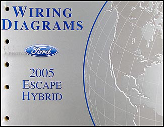 2005FordEscapeHybridOWD 2005 ford escape hybrid wiring diagram manual original 2005 escape wiring diagram at mifinder.co